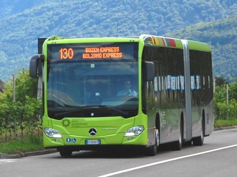 Evobus Mercedes Citaro G