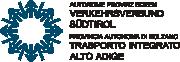 Logo Trasporto Integrato Alto Adige