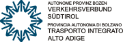 Logo Verkehrsverbund Südtirol